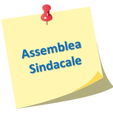Assemblea Sindacale 13 maggio
