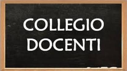 Convocazione Collegio Docenti del 2/9/2020