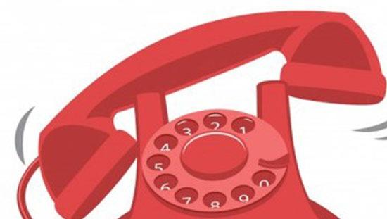 Contatti telefonici Uffici Amministrativi