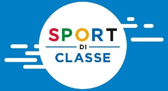 """Progetto Coni """"Sport di Classe"""""""